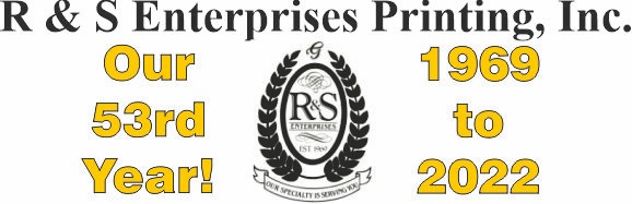 R & S Enterprises Printing, Inc.